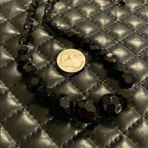 torrid Jewelry - Torrid Black Faced Gradated Bead Necklace